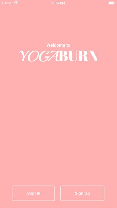 Yoga Burn Appのおすすめ画像8