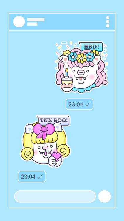 The Shmancy Stickers screenshot-4