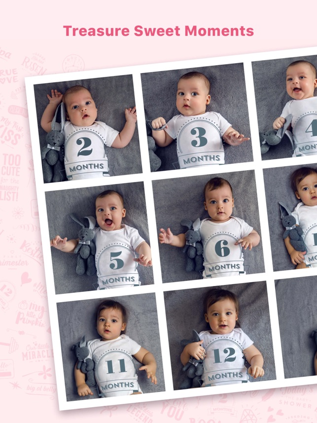 Baby Pics - Photo Editor on the App Store