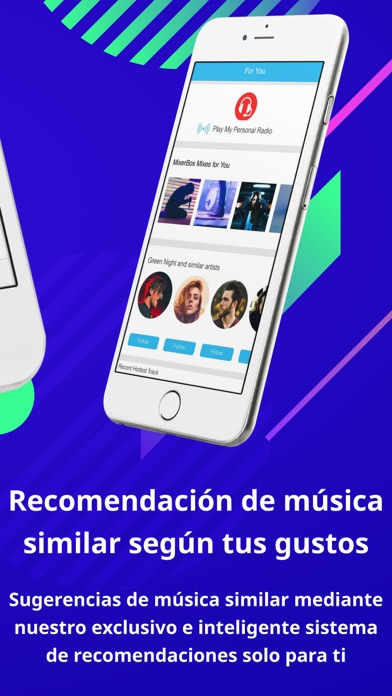 Screenshot for Musica MP3 Player: MB3 in Chile App Store