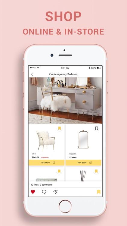 Decor Matters: Design & Shop screenshot-4