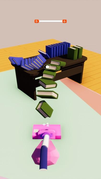 Vacuum Clean Up 3D screenshot-3