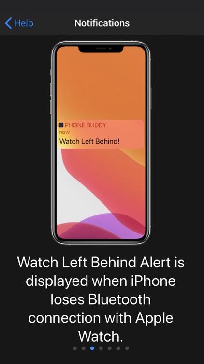 Phone Buddy - Phone Lost Alert screenshot-8