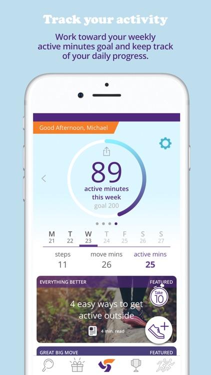 ParticipACTION – Fitness app screenshot-3