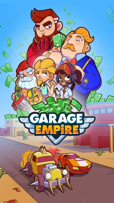 Garage Empire - Idle TycoonCaptura de pantalla de8