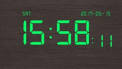 デジタル時計 - LED 目覚まし時計のおすすめ画像4