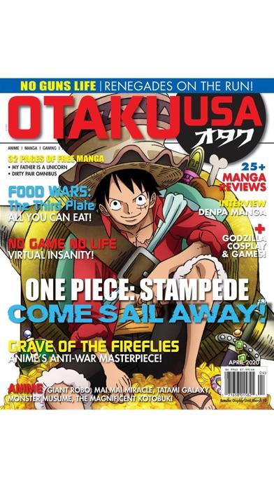 Otaku USA Magazineのおすすめ画像1
