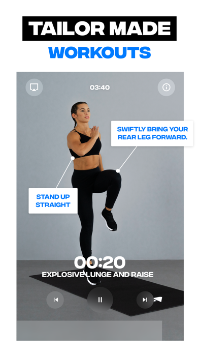 Fitness Coach Screenshot