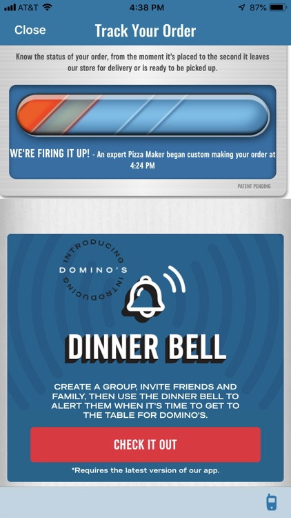 Domino's Pizza USA screenshot-4