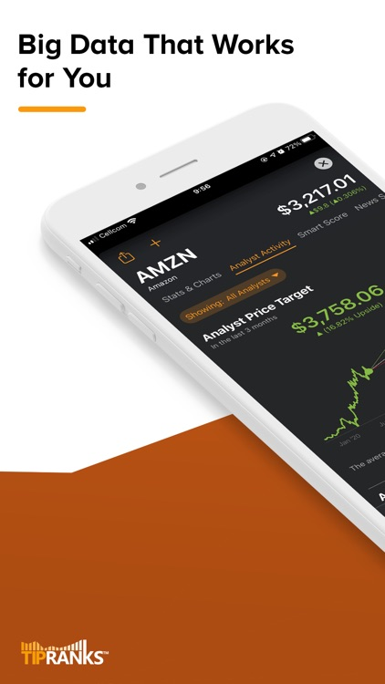 TipRanks Stock Market Research screenshot-0