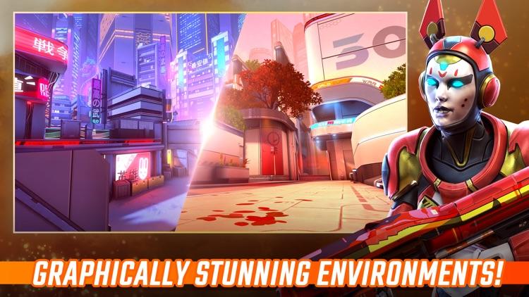 Shadowgun War Games - PvP FPS screenshot-6