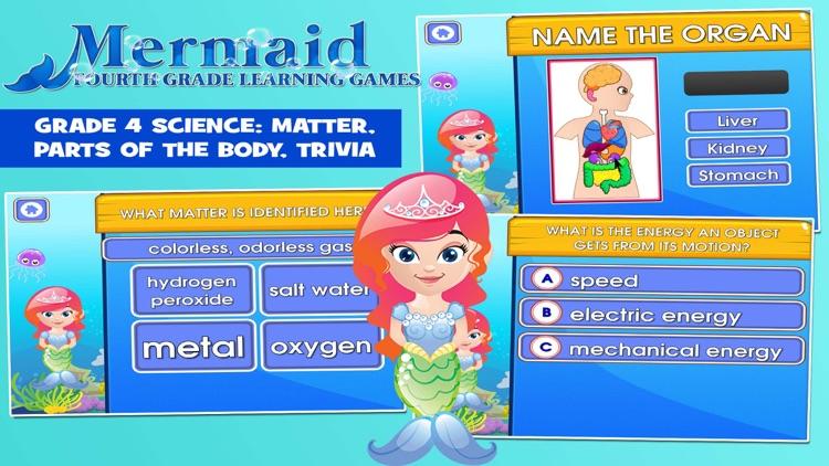 Mermaid Princess: Fourth Grade screenshot-3