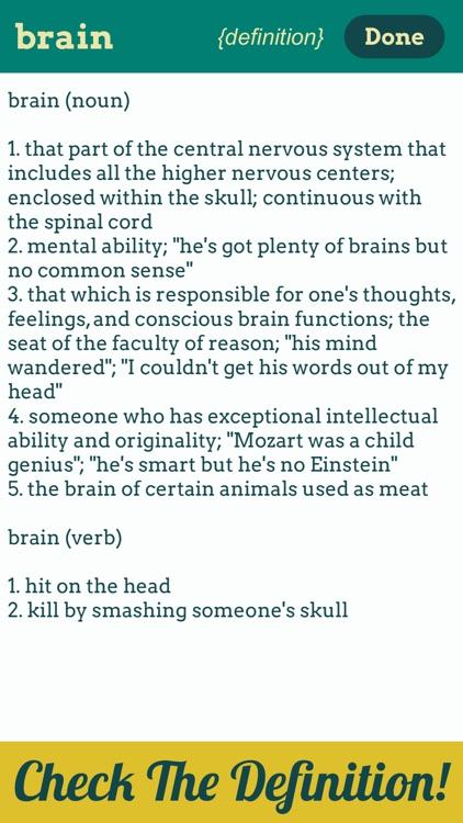 Brain Games : Words & Numbers screenshot-3