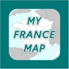 MY FRANCE MAP