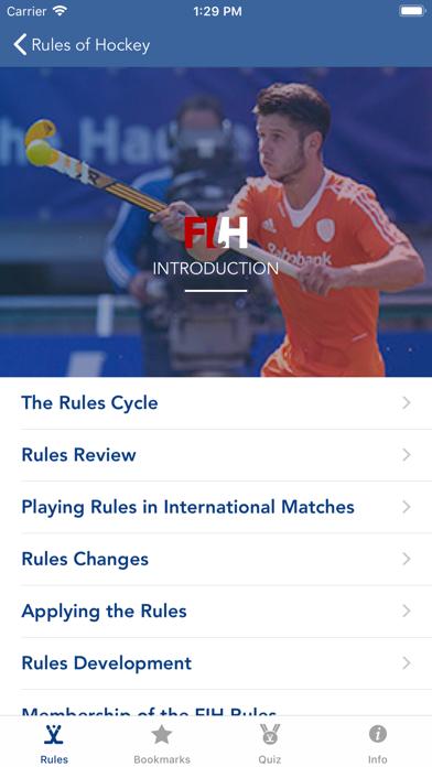 Rules of Hockey screenshot 3