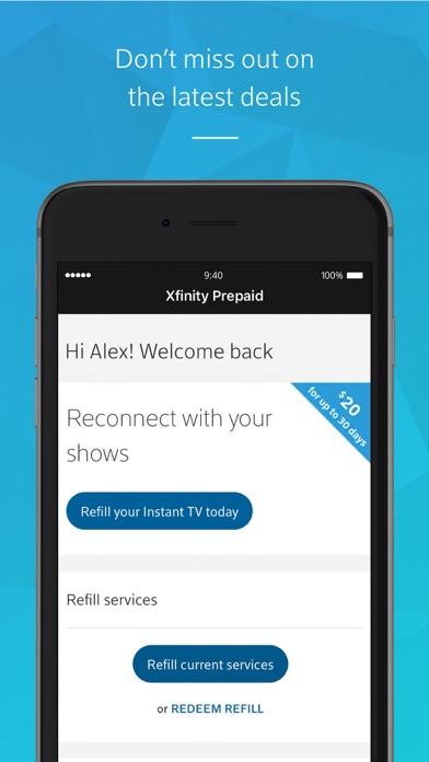 Xfinity Prepaid screenshot 6
