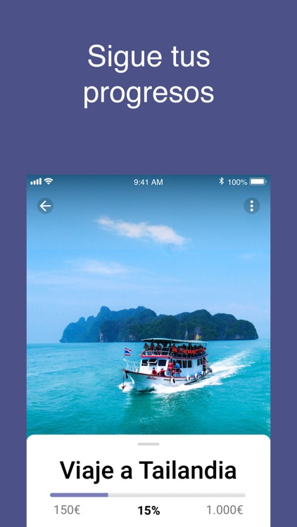 Arbor - App para Ahorrar Fácil screenshot-3