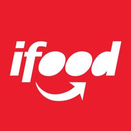 Ícone do app iFood: Delivery de comida