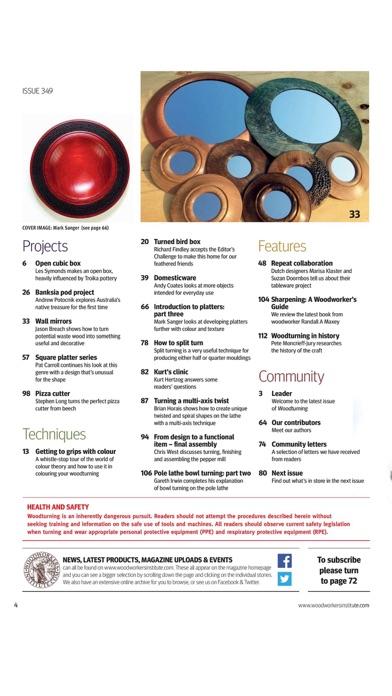Woodturning Magazineのおすすめ画像1