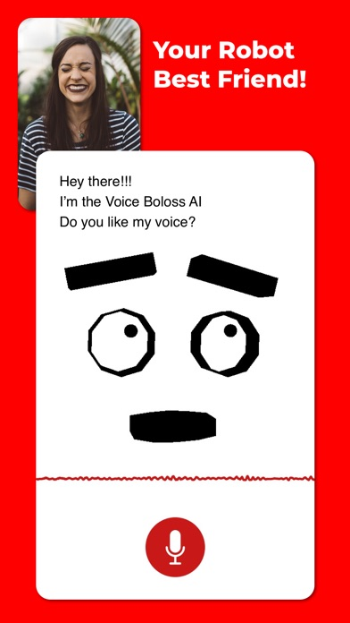 Voice Boloss screenshot one