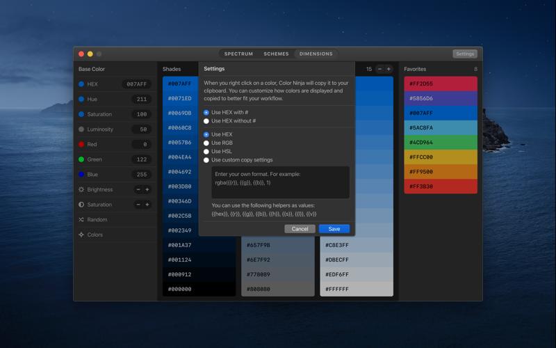Скриншот из Color Ninja - Schemer Studio