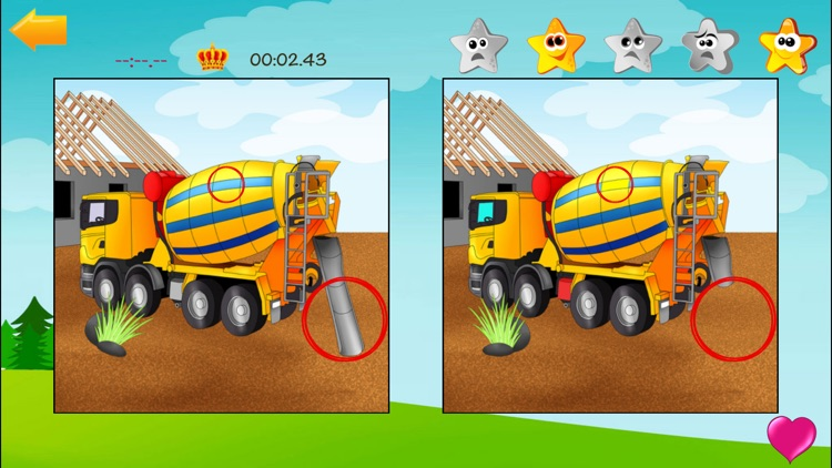 Find difference game for kids screenshot-3
