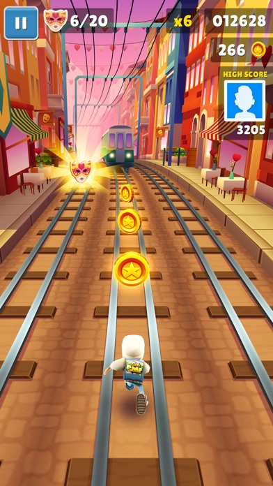 Screenshot for Subway Surfers in United States App Store