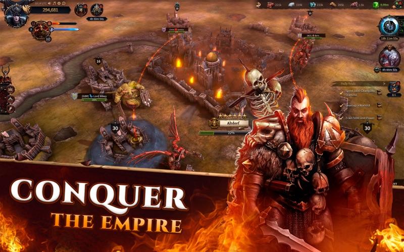 Warhammer: Chaos & Conquest screenshot 2