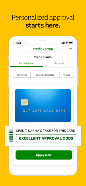 ‎Credit Karma Screenshot