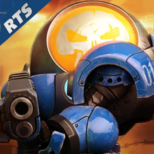 Star Battlefield: RTS Game