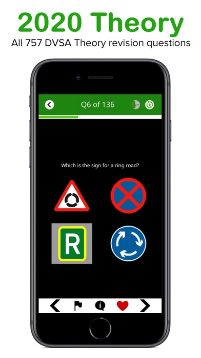 Driving Theory Test 4 in 1 Kit screenshot four