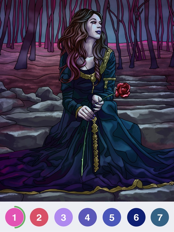 Art Coloring - Color by Number screenshot 13