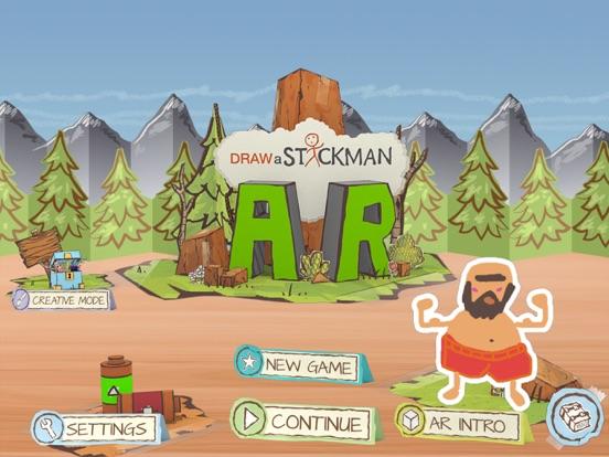 Draw a Stickman: AR screenshot 7
