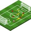 Coach tactic board Football
