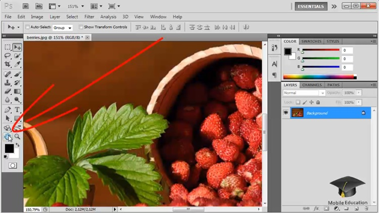 VC for Adobe Photoshop in HD