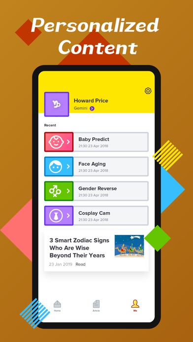 QuizJoy: Know More About You Screenshot
