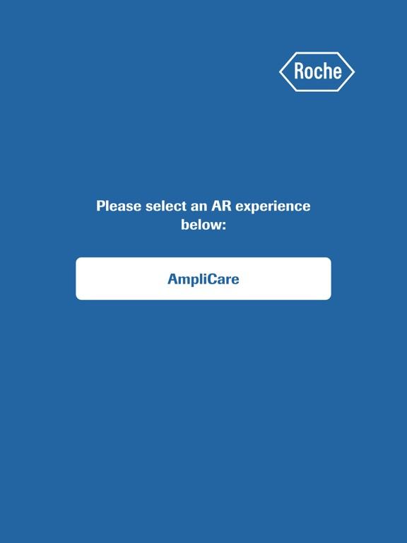 iPad Image of Roche AR
