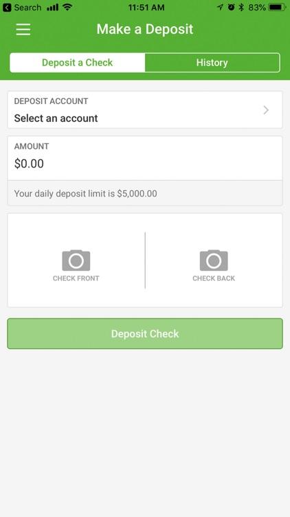 ICCU Mobile Banking screenshot-5