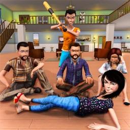 Virtual Family 3D: Escape Sims