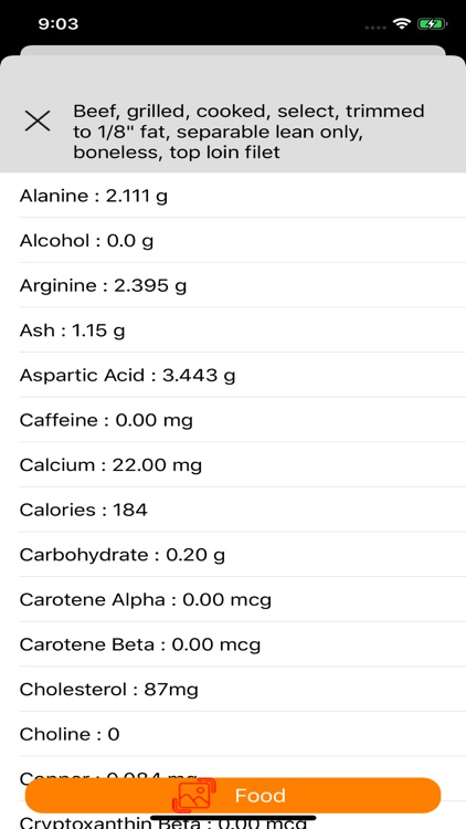 Nutrition Tracker - Eat Better screenshot-6