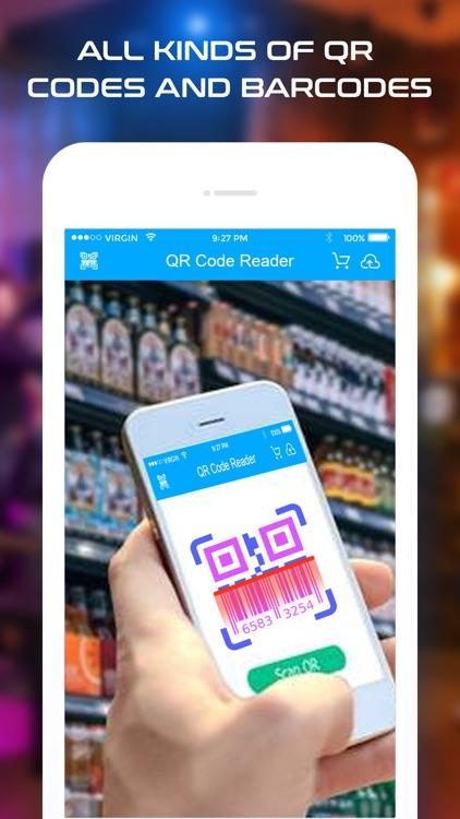 QR Code Scanner QR Reader screenshot-3