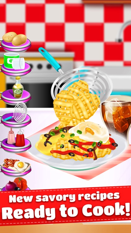 Cooking Food Making Games