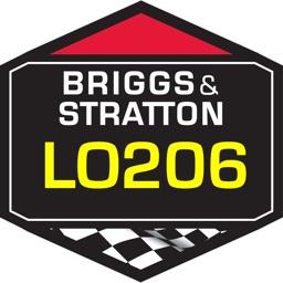Jetting Briggs LO206 Kart