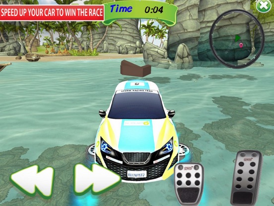 Racing Water Surfing Car screenshot 5