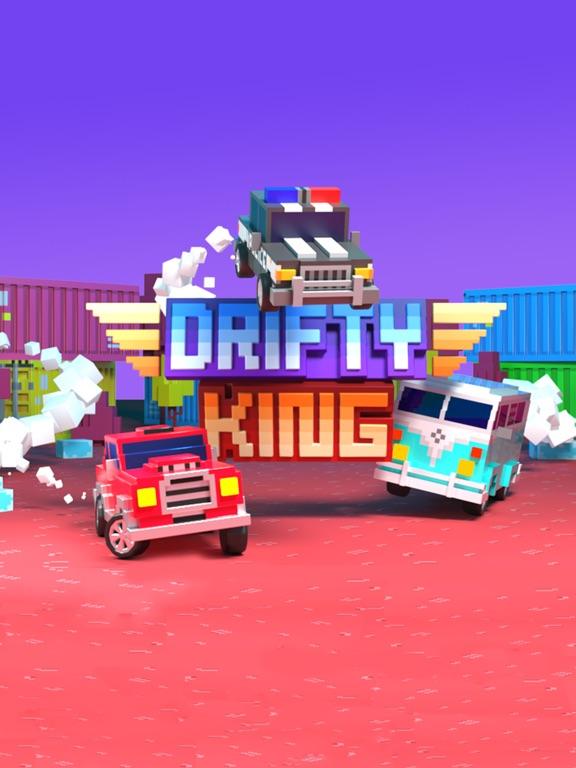 Игра Drifty King!