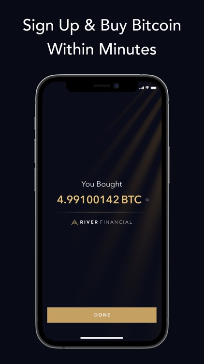 River – Buy Bitcoin Securely