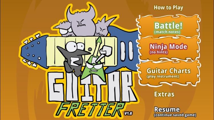 Guitar Fretter screenshot-0