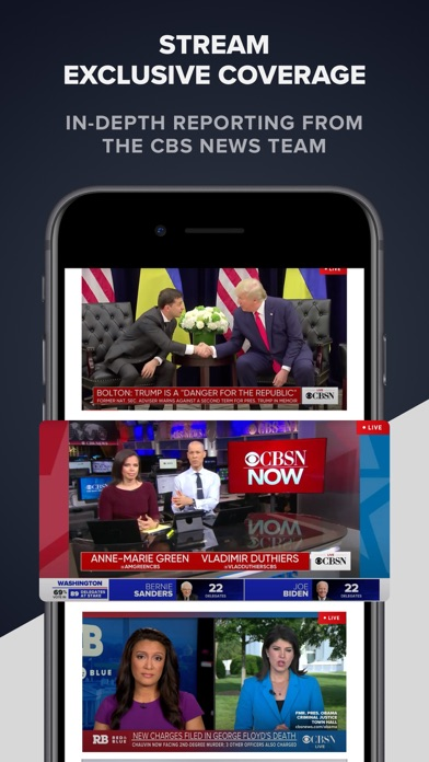 messages.download CBS News: Live Breaking News software