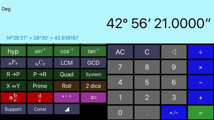 Calculator!! screenshot-4