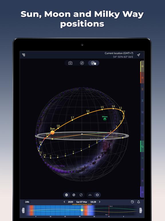 Ephemeris: Sun & Moon Calendar screenshot 10